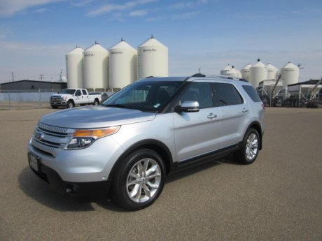 2015 Ford Explorer - FP459A