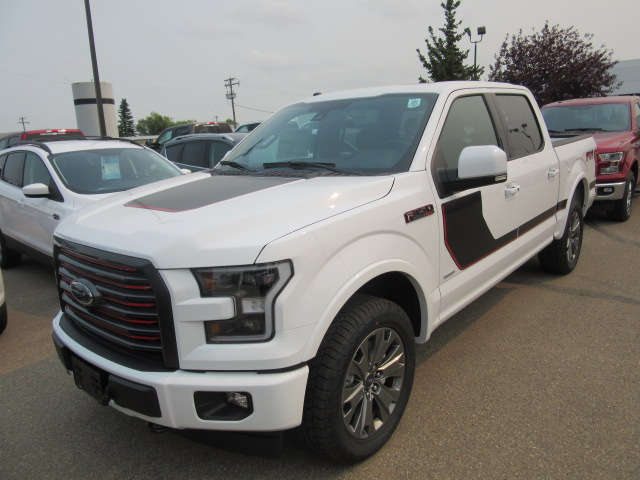 2017 Ford F-150 Lariat Special Edition