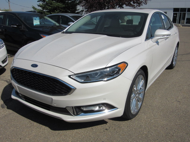 2018 Ford Fusion Platinum (FPR104) Main Image