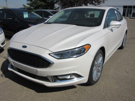 2018 Ford Fusion - FPR104