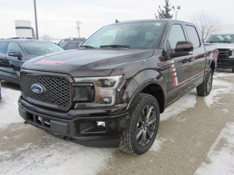 2018 Ford F-150 Lariat Special Edition
