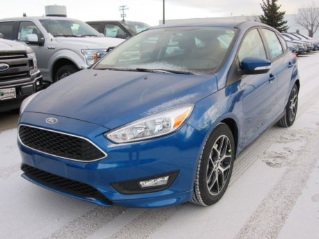 2018 Ford Focus SE Hatchback FWD