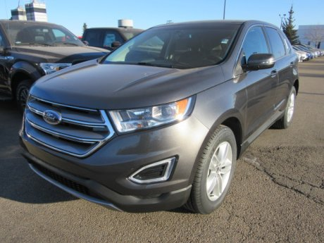2018 Ford Edge SEL AWD