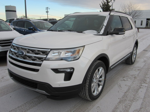 2018 Ford Explorer - FTR170 Full Image 1