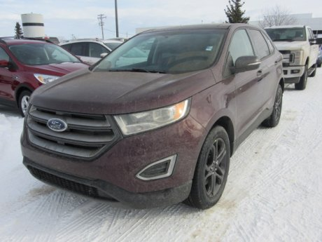 2018 Ford Edge SEL Sport Appearance AWD