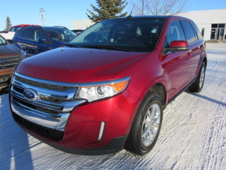 2013 Ford Edge Edge Limited AWD