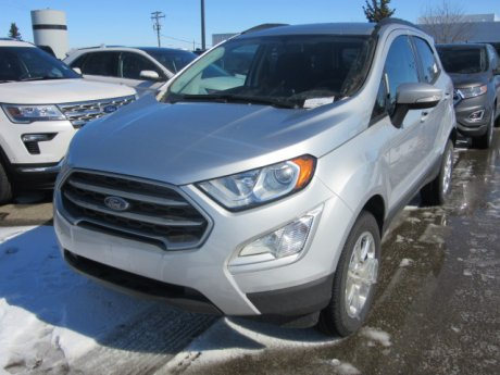 2018 Ford EcoSport 4WD SE