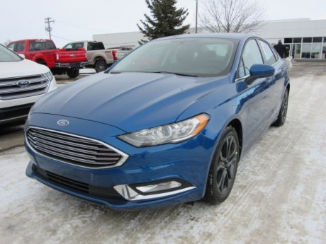 2018 Ford Fusion - FPR219 Image 1