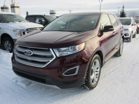 2017 Ford Edge - P6528 Image 1
