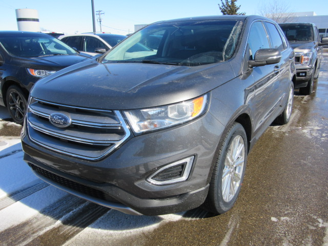 2018 Ford Edge Titanium AWD (FTR266) Main Image