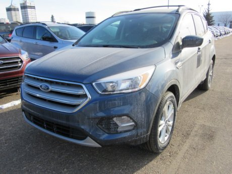 2018 Ford Escape 4dr SE AWD