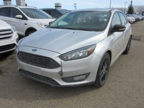 2017 Ford Focus SEL FWD