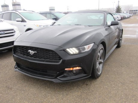 2017 Ford Mustang Convertible