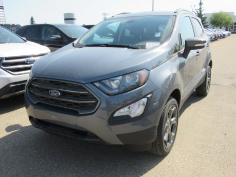 2018 Ford EcoSport 4wd SES