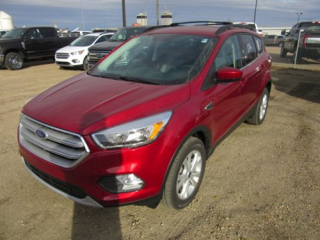 2018 Ford Escape 4dr Se 4wd