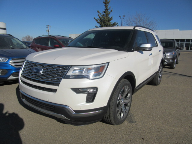 2019 Ford Explorer Platinum 4wd (FTS123) Main Image