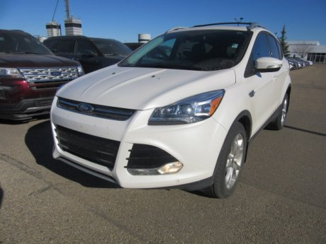 2015 Ford Escape Titanium 4x4