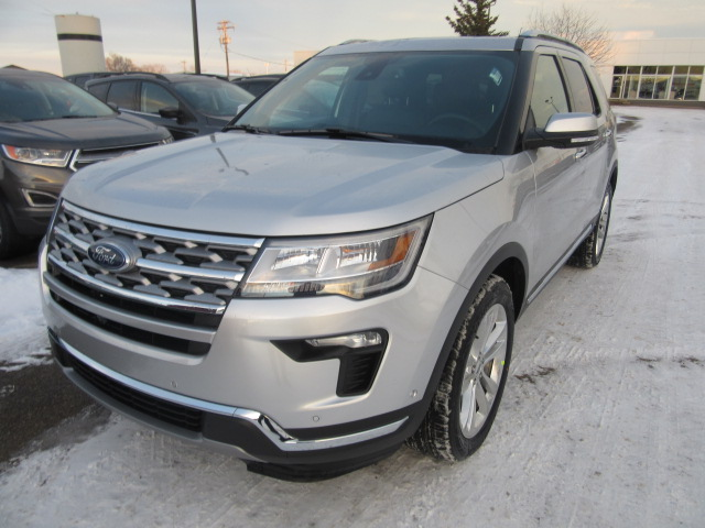 2019 Ford Explorer Limited 4wd (FTS142) Main Image