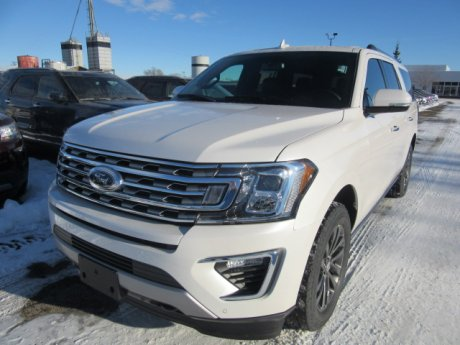 2019 Ford Expedition Lmtd Max 4x4