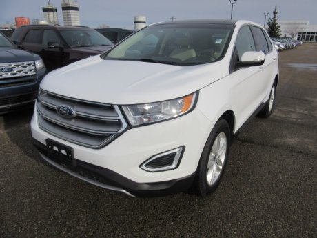 2017 Ford Edge AWD Sel