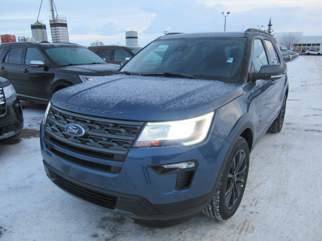 New Ford Explorer >> 2019 Ford Explorer Xlt 4x4
