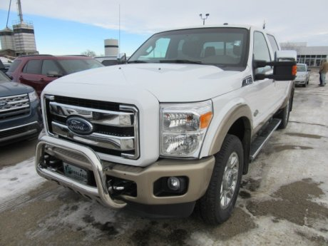 2014 Ford Super Duty F-350 SRW KING RANCH