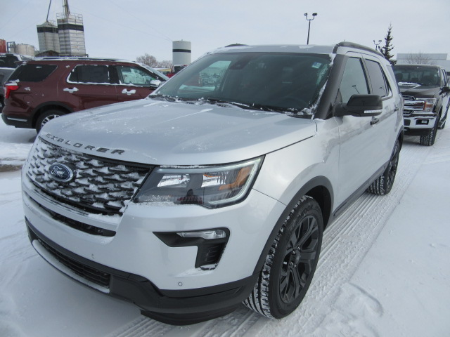 Ford Explorer Sport For Sale >> 2019 Ford Explorer For Sale In Innisfail Ab New Ford Sales