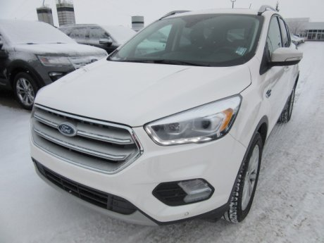 2018 Ford Escape Titanium 4x4