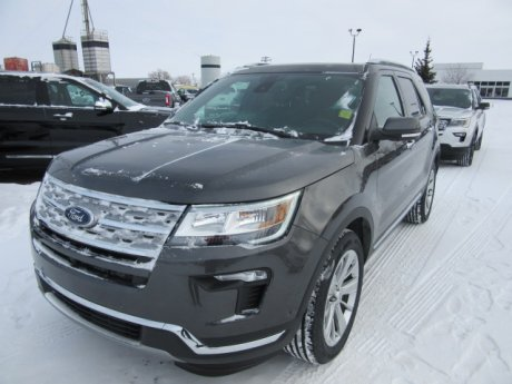 2019 Ford Explorer Limited 4x4