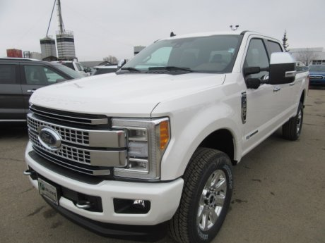 2019 Ford Super Duty F-350 Platinum 4x4