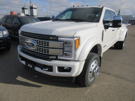 2019 Ford Super Duty F-450 DRW Platinum 4x4