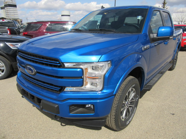 2019 Ford F-150 Lariat Sport 4x4 (FTS286) Main Image