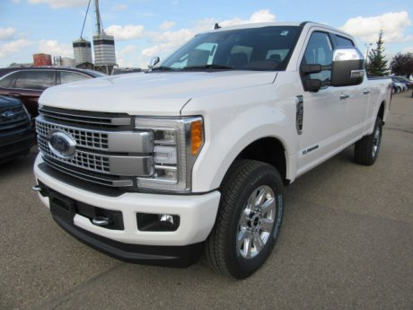 2019 Ford Super Duty F-350 SRW Platinum 4x4