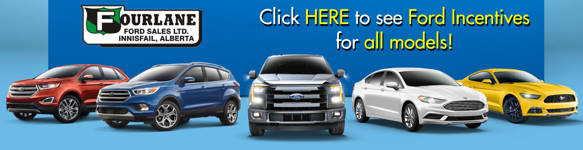 ford offers and incentives