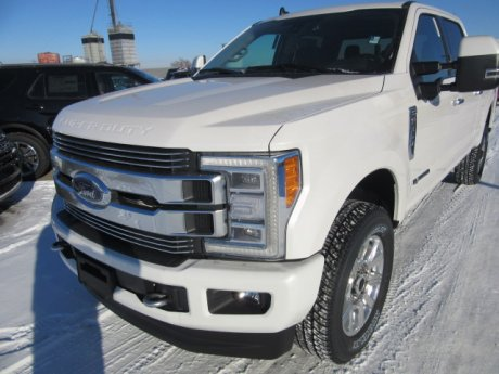 2019 Ford Super Duty F-350 SRW Limited 4X4