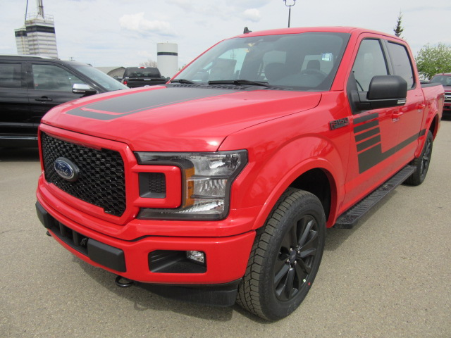 2019 Ford F-150 XLT Sport 4x4 (FTS254) Main Image
