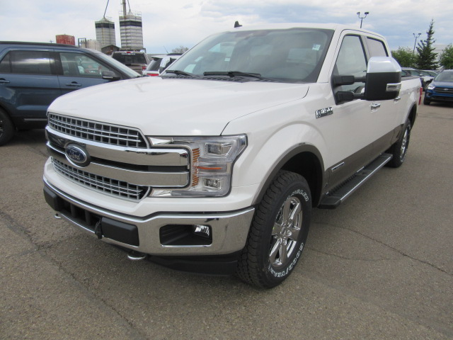2019 Ford F-150 Lariat 4x4 Diesel (FTS321) Main Image