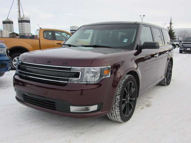 2019 Ford Flex SEL AWD (P6787) Main Image