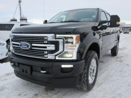 2020 Ford Super Duty F-350 SRW Limited 4x4