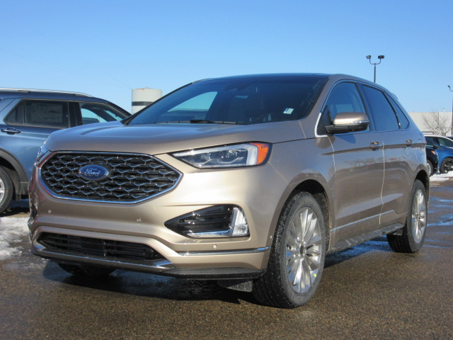 2020 Ford Edge Titanium AWD (FTT155) Main Image