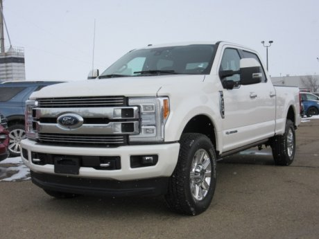 2018 Ford Super Duty F-350 SRW Limited 4x4