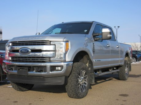2017 Ford Super Duty F-350 SRW Lariat 4x4