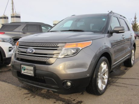 2014 Ford Explorer Explorer Limited 4x4