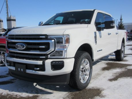 2020 Ford Super Duty F-350 SRW Platinum 4x4