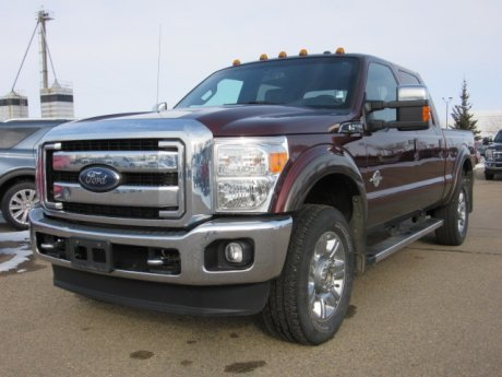 2016 Ford Super Duty F-350 SRW Lariat 4x4
